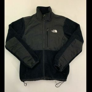 The North Face Black Full Zip Fleece Jacket
